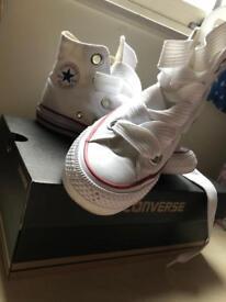 White High Converse
