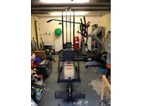 Weider HG1000 Multi Gym
