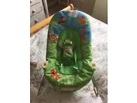 Fisher price baby bounce