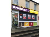 Off licence and newsagents for sale