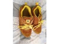 Mens steel cap shoes