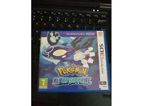 Pokemon Alpha Sapphire 3DS/XL/2D