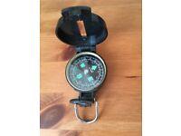 Good quality hiking compass - foldable - ENGINEER directional compass