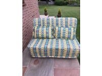 Small double sofabed
