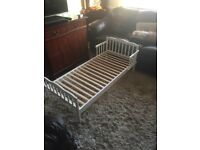For Sale toddler bed