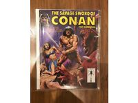 Savage Sword of Conan #198 (NEAR MINT)