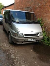 Ford transit tourneo 9 seater