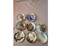 Coalport plates