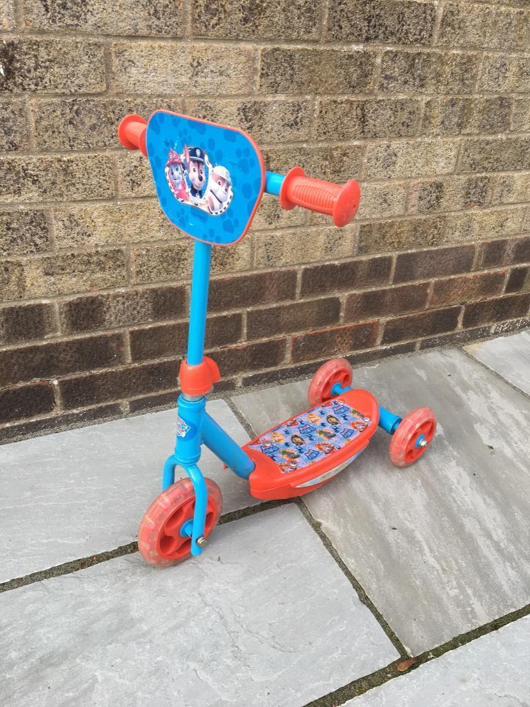 Paw Patrol Scooter