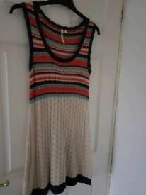 White stuff tunic dress size 12 like new