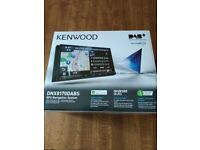 Kenwood DNX8170 DABS 7 inch screen Car Stereo