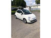 Fiat, 500, Hatchback, 2011, Manual, 875 (cc), 3 doors