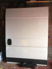 Citroen relay side door