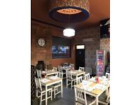 RESTAURANT/CAFE AVAILABLE TO LET NEAR CITY CENTRE