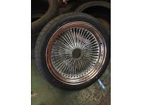 Refurbish mag wheels and brake calipers for cheap price