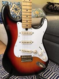Stratocaster copy electric guitar