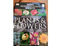 Giant Glossy Gardening Book, PLANTS & FLOWERS