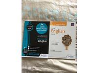 SQA Higher English textbooks for CfE, like new
