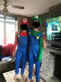 Supermario fancy dress