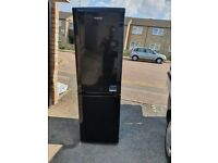 FRIDGE FREEZER BEKO FROST FREE IN VERY GOOD CONDITION FREE DELIVERY LEICESTER