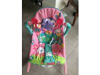 Brand new fisher price rocker to toddler chair
