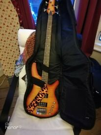Ibanez SRX 500 Bass Guitar