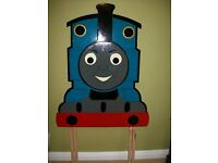Thomas the Tank Headboard for a single bed