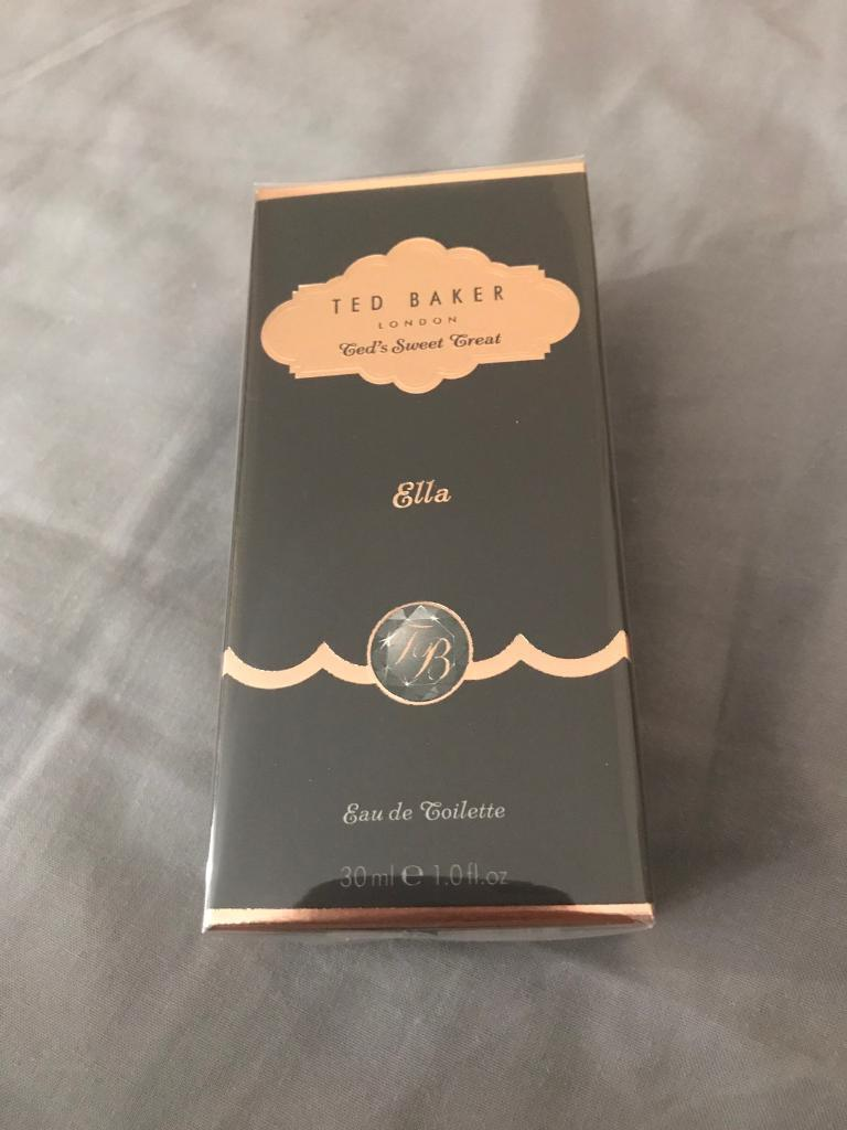 Brand new ladies Ted Baker perfume