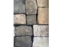 Stones/Boulders/Bricks