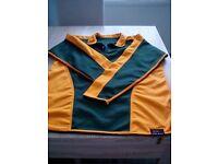 Poole Grammar School PE rugby top