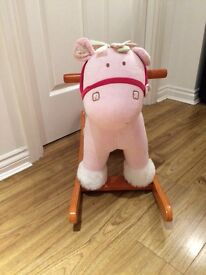 Mamas and Papas Rocking Horse for sale