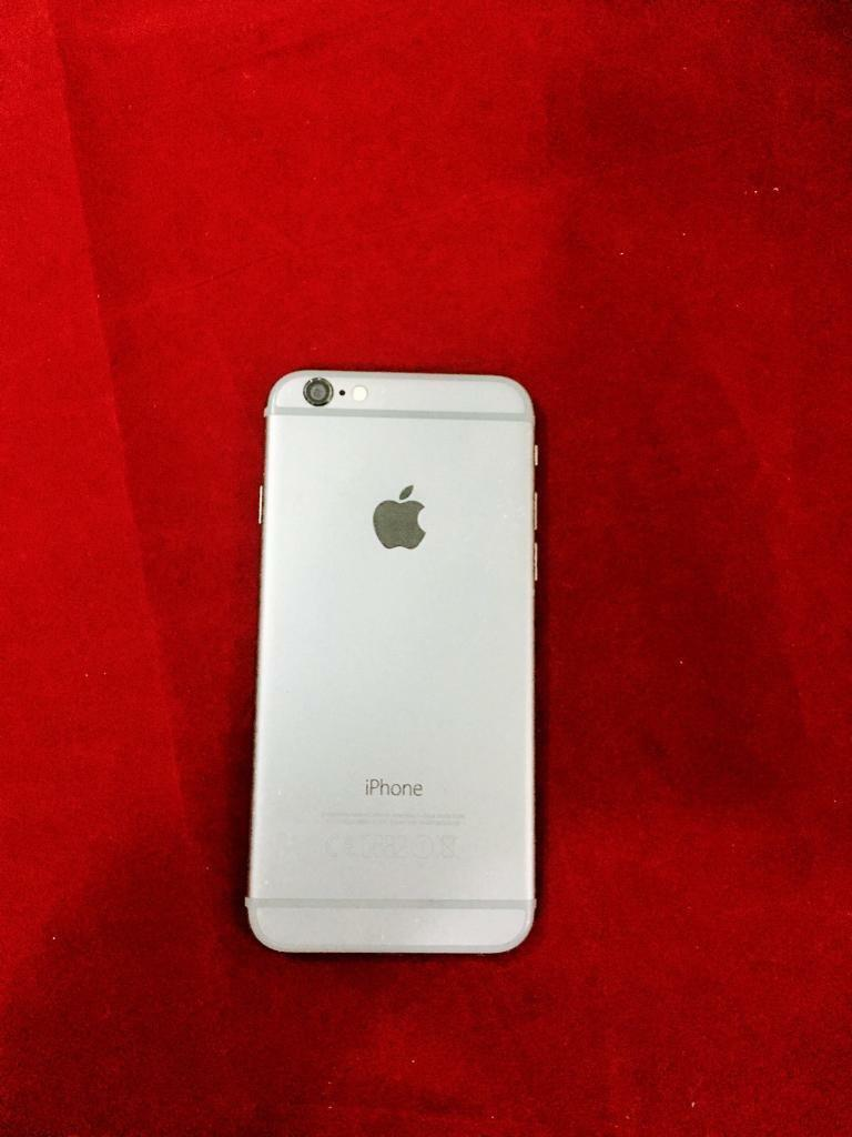 Apple iPhone 6 128gb grey unlocked mint