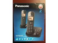 Digital Cordless phone with answering system