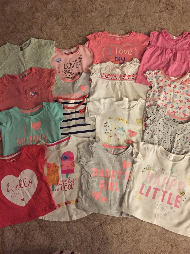 9-12 month girls bundle
