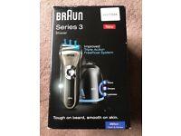 Braun Series 3 Shaver (Brand New)