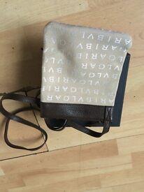 Bulgari travel bag