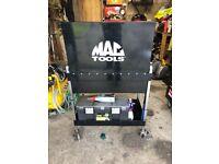 Mac tools Service cart