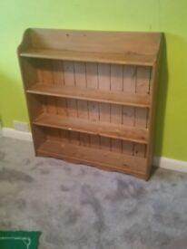 Book case oak