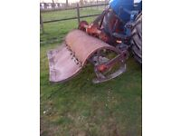 HOWARD ROTOVATOR IN EXCELLENT WORKING ORDER