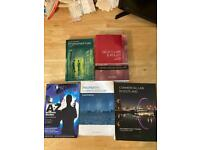 Law and Management Course books