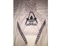 Adidas Hoodie, Women's Size 10