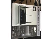 Belkin n1 router