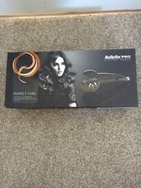 Babyliss Pro Perfect Curl Haircurler