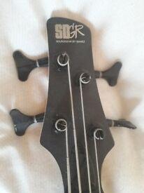 Ibanez SR300B 4 string Bass