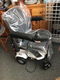 Rio Rascel Electric wheel chair