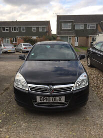 2010 (10) VAUXHALL ASTRA, 1.6 i Active 5dr