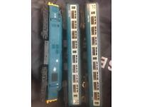 Hornby intercity electric trains
