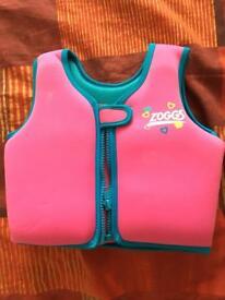 Zoggs swim jacket