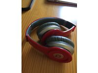 Dr Dre Beats Solo 1 (Red Limited Edition)