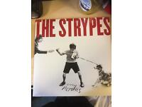 "The Strypes Little Victories 12"" vinyl record"